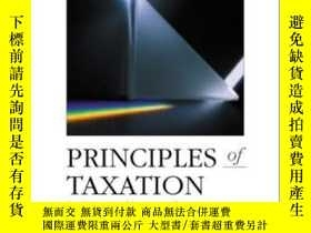 二手書博民逛書店Principles罕見Of Taxation For Business Investment Planning