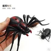 遥控蜘蛛 蚂蚁 蟑螂创意新奇整蛊仿真动物玩具送朋友儿童生日礼物