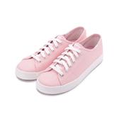 KEDS KICKSTART 輕薄素面綁帶休閒鞋 粉紅 9192W122727 女鞋