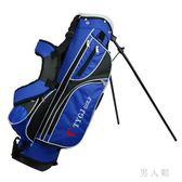 高爾夫球包 男女童兒童槍包支架包球袋 球桿袋裝備包 zm5302『男人範』TW