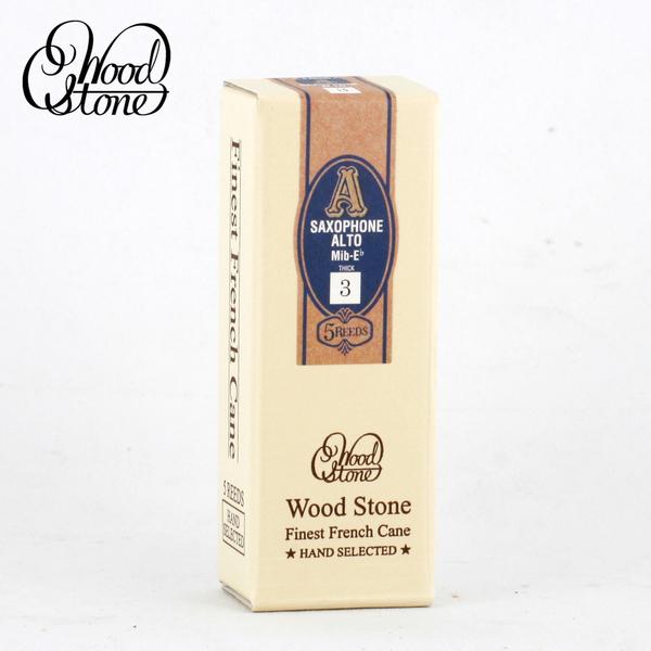 小叮噹的店-(整盒賣場)日本 石森 WoodStone WSA 中音薩克斯風竹片 Alto Sax 竹片