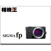 ★相機王★Sigma fp Body〔單機身〕公司貨【接受預訂】