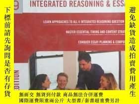 二手書博民逛書店GMAT罕見Integrated Reasoning and E