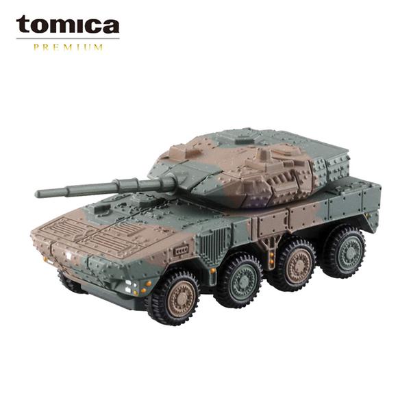 【日本正版】TOMICA PREMIUM 16 陸上自衛隊 16式機動戰鬥車 坦克車 玩具車 多美小汽車 - 123781