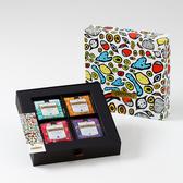 唐寧茶【Twinings】藝遊味境鉑金禮盒─安地羊 (4款茶包x5入)