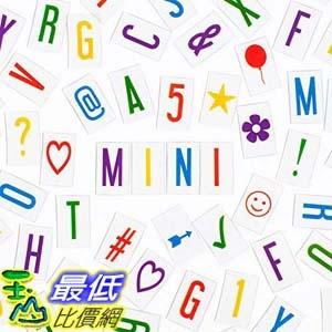 [106美國直購] My Cinema Lightbox  LB EXCP A5 迷你版燈箱字母組合 Vibrant Letter Pack MINI My Cinema Lightbox