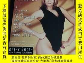 二手書博民逛書店Kathy罕見Smith s Fitness Makeover: