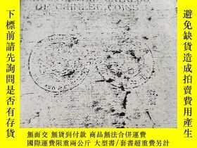 二手書博民逛書店罕見中國錢幣目錄·精裝厚實Y430133