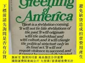 二手書博民逛書店The罕見Greening of America by Char