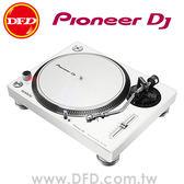 (新款到)先鋒 Pioneer DJ PLX-500-W 美型好聲入門 黑膠唱盤 白色 公司貨 PLX500