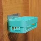浴室置物架 衛生間置物架壁掛浴室置物架免打孔廁所吸壁式吸盤【快速出貨八折搶購】