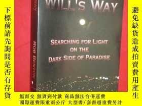 二手書博民逛書店Will s罕見Way: Searching for Light