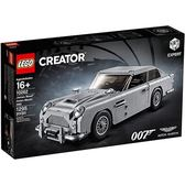 樂高積木 LEGO《 LT10262 》創意大師 Creator 系列 - James Bond™ Aston Martin DB5╭★ JOYBUS玩具百貨