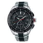 [萬年鐘錶]  SEIKO 精工 BRIGHTZ 太陽能電波 防水百米 鈦金屬 大錶徑 43mm SAGA259J (8B63-0AN0D)