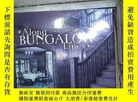 二手書博民逛書店ALONG罕見BUNGALOW LINES 沿着平房線 (03)