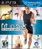 PS3 Fit in Six 健身六館(塑身教練俱樂部)(美版代購)