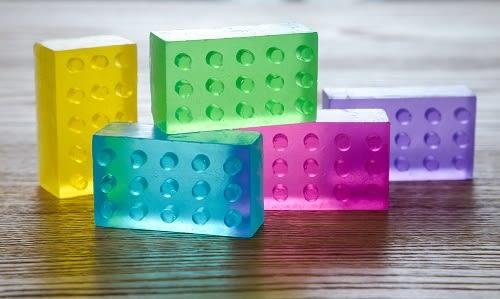 【愛皂事】童趣積木皂禮盒