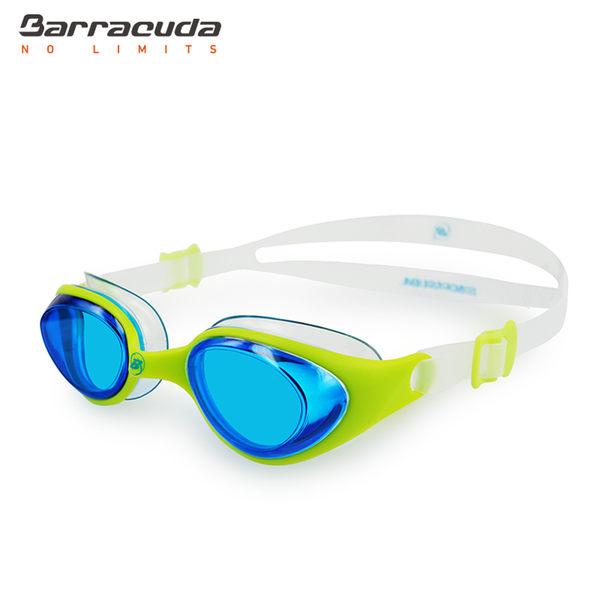 美國巴洛酷達Barracuda兒童抗UV防霧泳鏡-FUTURE#73155