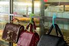 【TT256】便攜式桌面多用掛鉤 包包掛架 收納鉤 掛勾 創意 小物 多色 便利 隨身掛勾