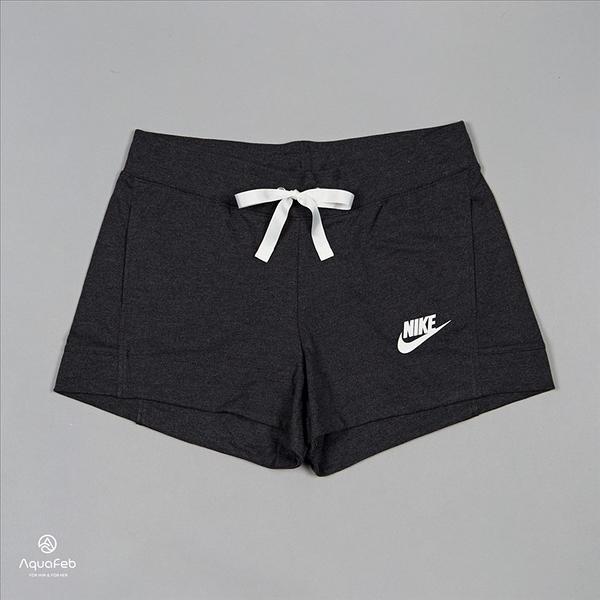 Nike Gym Classic Short 女子 黑色 棉質 健身 運動短褲 884363-032