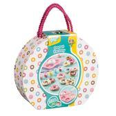 DIY工廠 甜甜圈製作 甜甜圈提盒 TOYeGO 玩具e哥