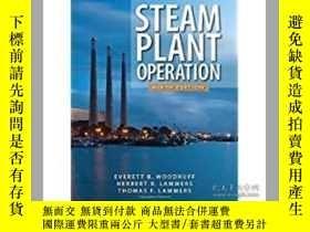 二手書博民逛書店Steam罕見Plant Operation 9th Editi