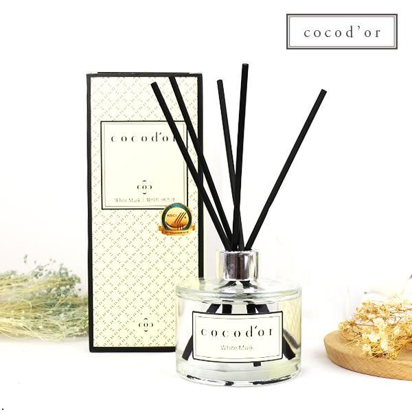 韓國 cocodor 香氛擴香瓶 200ml 多款可選【櫻桃飾品】【25618】
