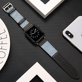 適用iwatch手錶錶帶真皮蘋果手錶錶帶替換帶潮新款【英賽德3C數碼館】