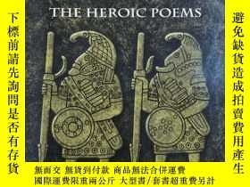 二手書博民逛書店The罕見Poetic Edda: The Heroic Poe