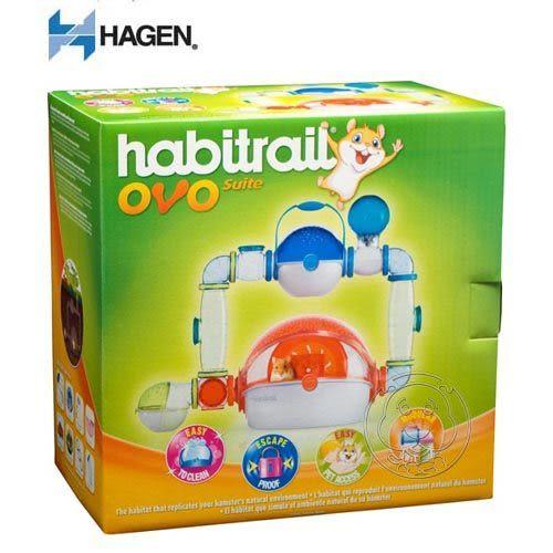 【 zoo寵物商城】赫根HAGEN 》寵物鼠誕生系列套房送鼠砂1包