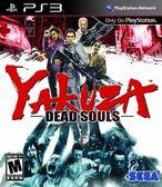 PS3 Yakuza Dead Souls 人中之龍 最終章(美版代購)
