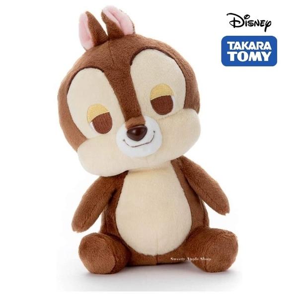 日本限定 TAKARA TOMY 迪士尼 奇奇蒂蒂『奇奇』ねおっちぃ Zzz.. 玩偶娃娃 18cm