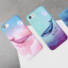 韓國 鯨魚樂園 硬殼 手機殼│iPhone 6 6S 7 8 Plus X XS MAX XR 11 Pro LG G7 G8 V40 V50│z8027