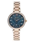 【GOTO】孔雀錶(藍)GS0098L-44-G41