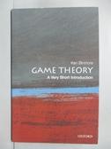 【書寶二手書T2/心理_MGR】Game Theory: A Very Short Introduction_Binmo