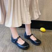 日系學院鞋新款小皮鞋女潮lolita洛麗塔鞋子學生可愛日系復古軟妹蘿莉鞋 電購3C