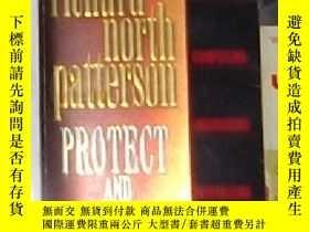 二手書博民逛書店英文原版罕見Protect and Defend by Rich