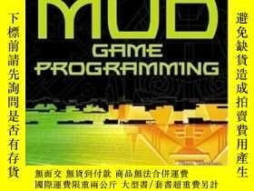 二手書博民逛書店Mud罕見Game ProgrammingY364682 Ron Penton Course Technolo
