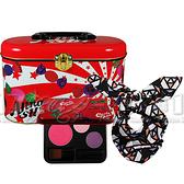 【VT薇拉寶盒】ANNA SUI 安娜蘇 限量棒棒糖彩妝盒-糖果彩繪(#02)+髮帶
