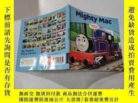 二手書博民逛書店mighty罕見mac: 強大的macY212829
