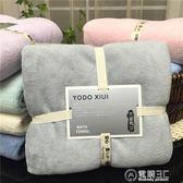浴巾yodo xiui日本大浴巾成人男女裹胸超強吸水柔軟新生嬰兒寶寶兒童 電購3C