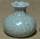 【協貿國際】老國營器型石榴瓶擺件仿古工藝...