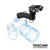 【EC數位】TASCAM 達斯冠 TM-2X 單眼相機用立體聲麥克風 專業級 立體聲 附防風毛罩 免電池 收音 攝影