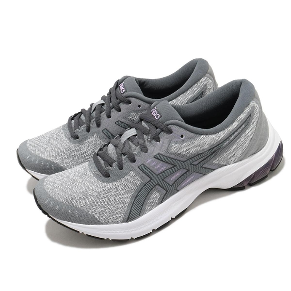 Asics 慢跑鞋 Gel-Kuno Lyte 灰 白 女鞋 基本款 運動鞋 【ACS】 1012A572021