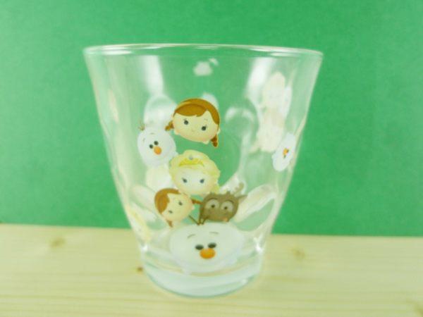 【震撼精品百貨】冰雪奇緣_Frozen~玻璃杯-Q版冰雪奇緣人物