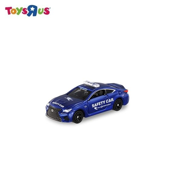 玩具反斗城 【Tomica 】獨家  限定  Lexus RCF safety