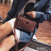 彩鈺小包包女時尚女包手提包潮韓版斜背包復古女士單肩包 完美情人精品館