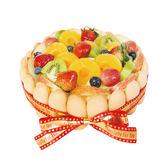 【上城蛋糕】生日蛋糕自取-水果鮮酪10吋,水果蛋糕,乳酪蛋糕,芝士蛋糕,起司蛋糕