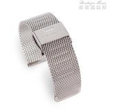 手錶帶男女超薄米蘭鋼帶不銹鋼精鋼金屬通用手鍊 麥琪精品屋