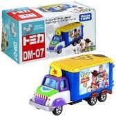 TOMICA TS4 DM07 玩具總動員4電影宣傳車 DS13285夢幻迪士尼小汽車